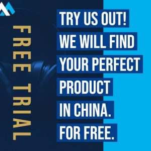 Free Wholesale Product Sourcing Trial